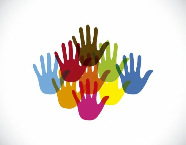 colorful-hands-silhouettes_1025-142